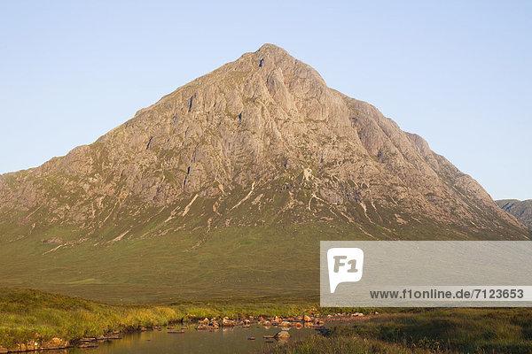 Europa  Berg  Urlaub  Großbritannien  Reise  Highlands  Schottland  Tourismus
