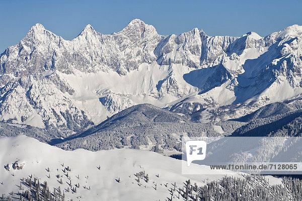 Europa  Berg  Winter  Österreich Europa ,Berg ,Winter ,Österreich