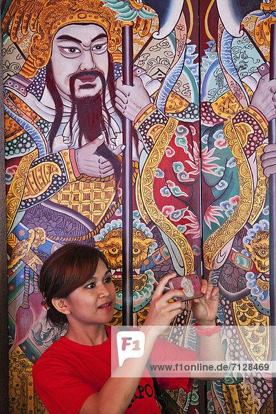 Urlaub , Fotografie , Reise , Tourist , chinesisch , Fotograf , Tempel , Asien , indonesisch , Singapur , Tourismus