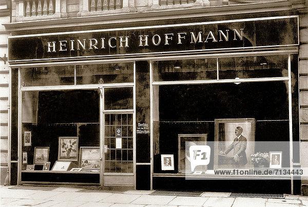 Party  Büro  Fotograf  Schaufenster  Deutschland  München