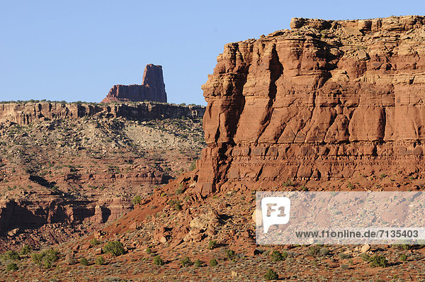 Vereinigte Staaten von Amerika  USA  Amerika  Wüste  Colorado Plateau  Sandstein  Utah