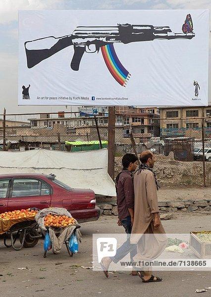 street art in Kabul