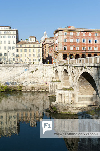 Rom Hauptstadt Europa Südeuropa Latium Italien
