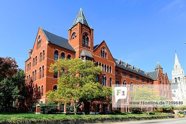 Saint Louis University St Louis MO Campus