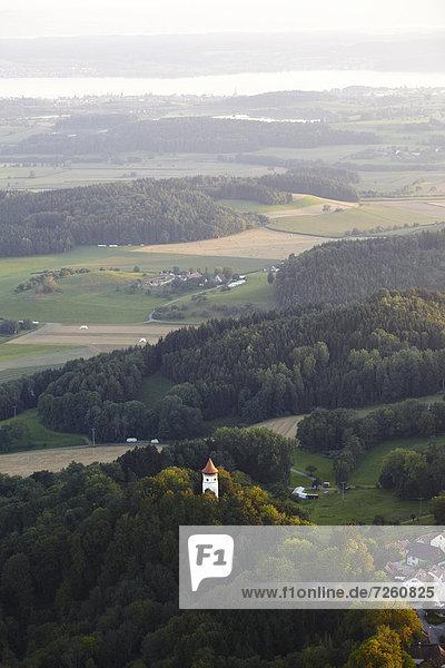 Ruine Hohenbodman und Salemertal  Baden-Württemberg  Deutschland  Europa Ruine Hohenbodman und Salemertal, Baden-Württemberg, Deutschland, Europa