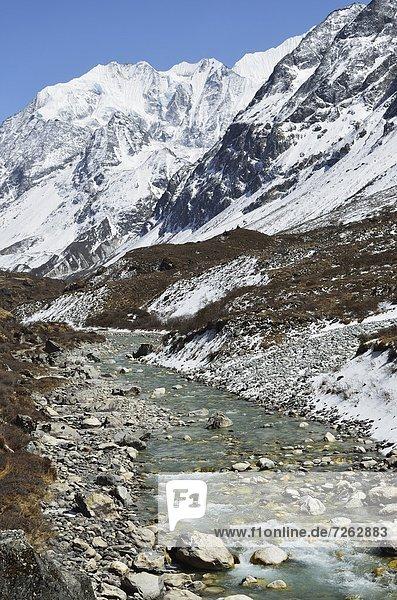 Himalaya  Asien  Nepal