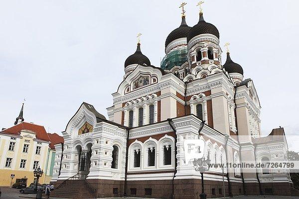 Tallinn  Hauptstadt  Europa  Lifestyle  Kirche  russisch orthodox  russisch-orthodox  Estland  russisch