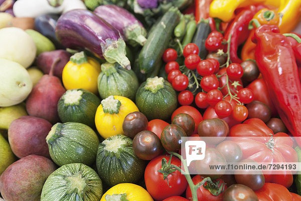 Germany  Bavaria  Close up of various vegetables