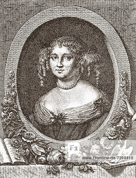 Anne Louise Germaine de Staël-Holstein  1766 – 1817  commonly known as Madame de Staël French-speaking Swiss author From Les Heures Libres published 1908