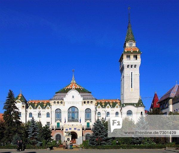 Romania  Targu Mures  County Council Building