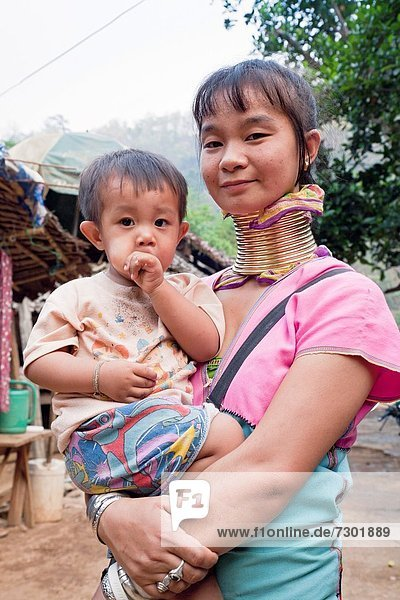 Frau  jung  Ethnisches Erscheinungsbild  Thailand