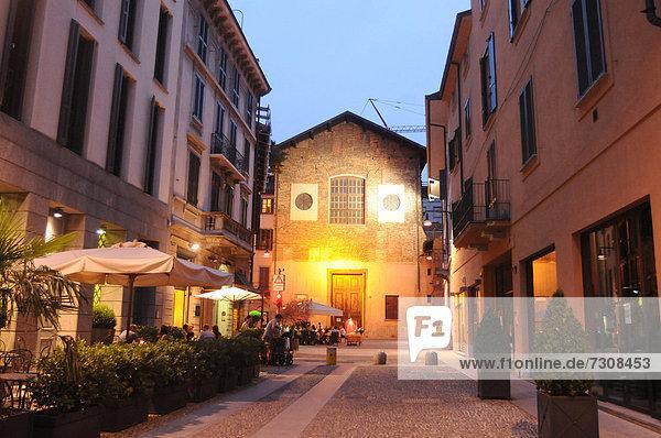Italien,  Lombardei,  Mailand,  San Simpliciano