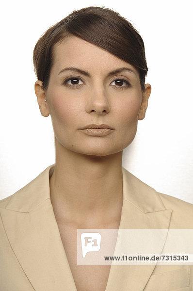 Portrait einer Geschäftsfrau  24 Jahre