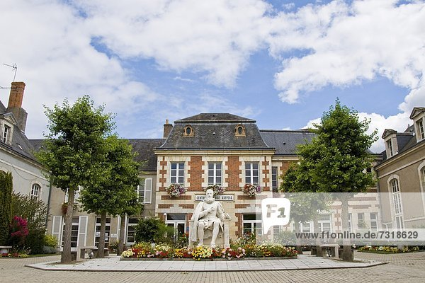 Frankreich  Loiretal  Sully sur Loire