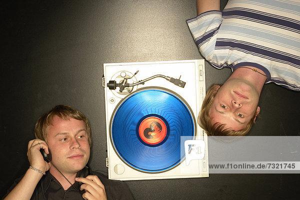 Disc jockey twins  29