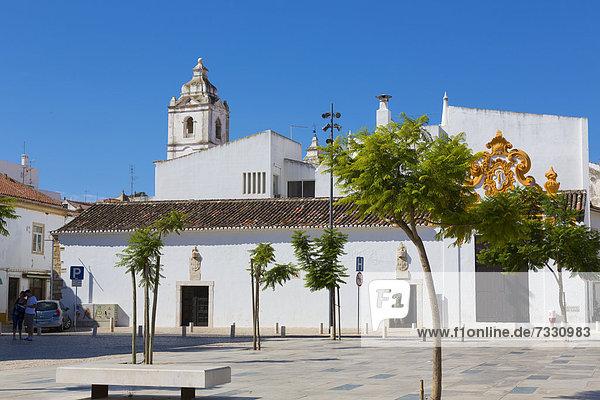 Sant Antonio Kirche  Lagos  Algarve  Portugal  Europa