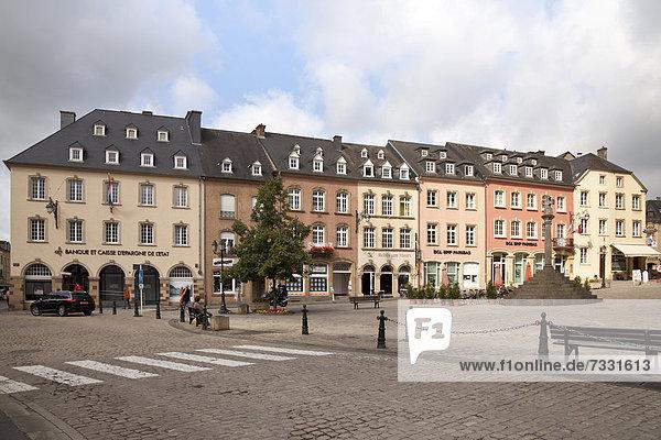 Luxemburg Hauptstadt Europa Echternach Luxemburg