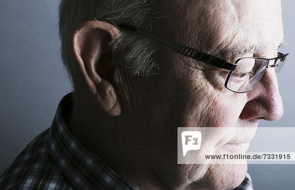 Senior  Porträt