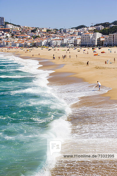 Europa Strand Portugal