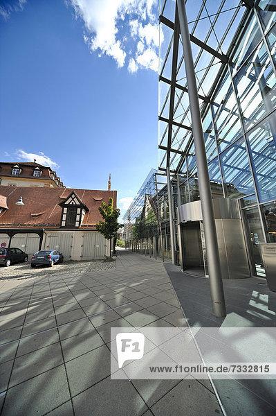 An der Universität  Bamberg  Bayern  Deutschland  Europa
