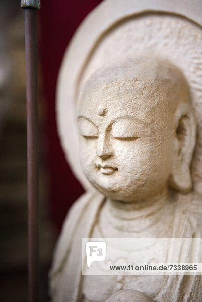 Jizo Bodhisattva-Statue
