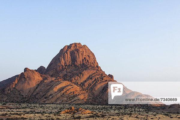 Spitzkoppe  Damaraland  Namibia  Afrika