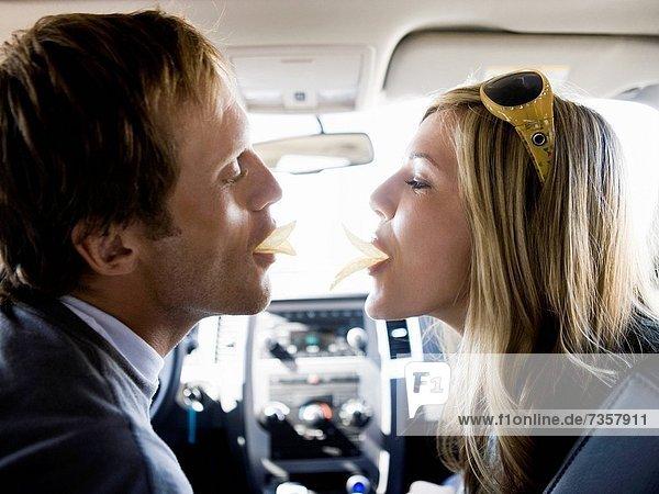 küssen  Kartoffel