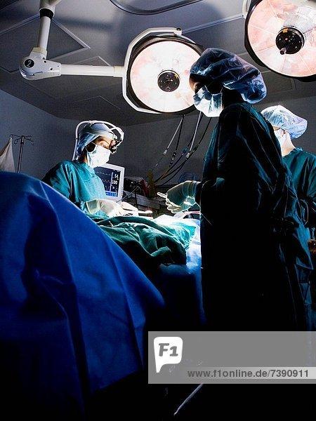 Chirurg  Operationskittel  Kittel  Chirurgie