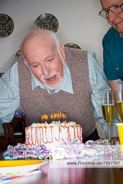 Geburtstag , Kuchen , Clubber