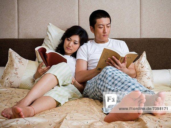 Bett  streicheln  vorlesen