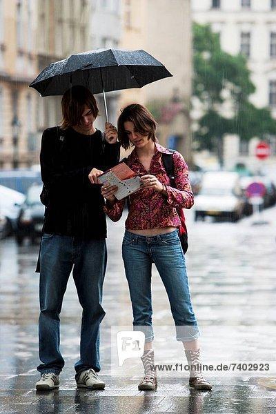 Regenschirm  Schirm  Regen