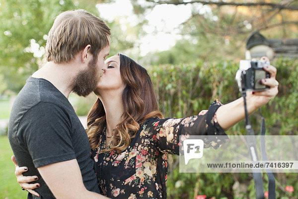 Fotografie  nehmen  küssen
