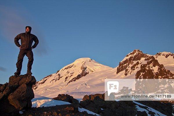Berg  Bäcker  klettern
