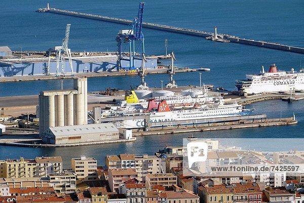 Hafen  Küste  Dock  Schiff  Kreuzfahrtschiff  Sete