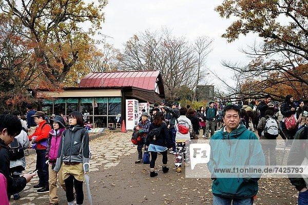 Tourist japanisch