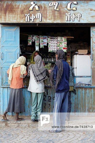 Mekele market  Mekele  Tigray  Ethiopia  Africa
