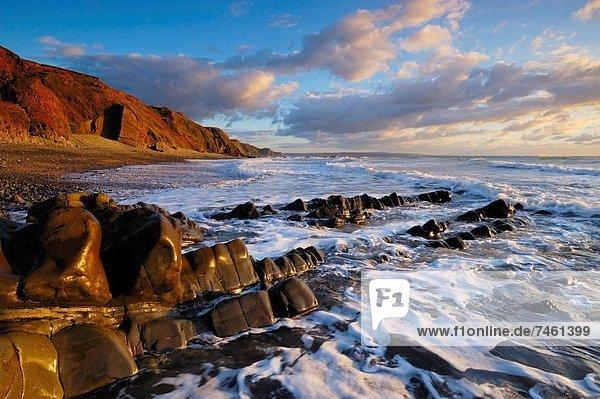 Großbritannien  Küste  England