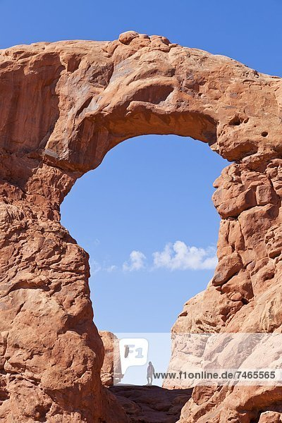 Vereinigte Staaten von Amerika  USA  Nordamerika  Arches Nationalpark  Utah
