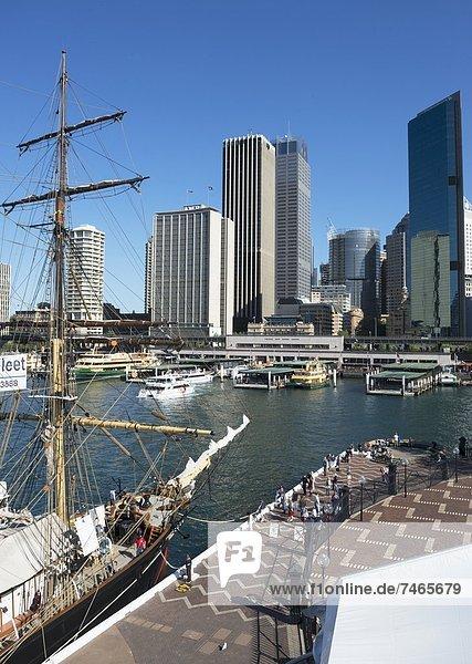 Finanzen  rund  Kai  Pazifischer Ozean  Pazifik  Stiller Ozean  Großer Ozean  Australien  Business  Ortsteil  New South Wales  Sydney