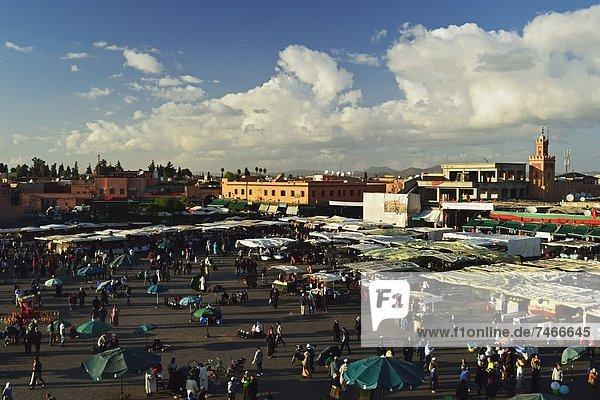 Nordafrika  Afrika  Marrakesch  Marokko