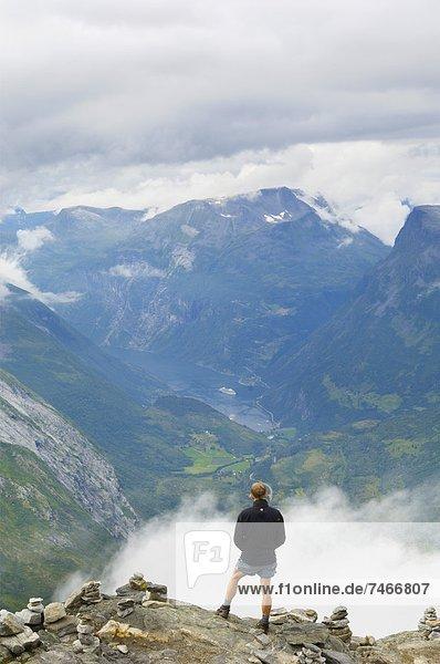 Europa  Norwegen  More og Romsdal  Skandinavien
