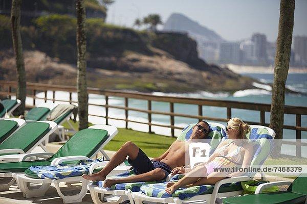 Entspannung  Hotel  Brasilien  Rio de Janeiro  Südamerika