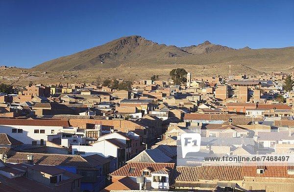 UNESCO-Welterbe  Bolivien  Südamerika