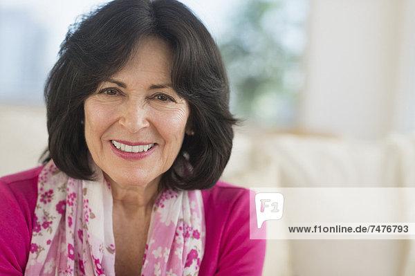 Senior Senioren Portrait Frau