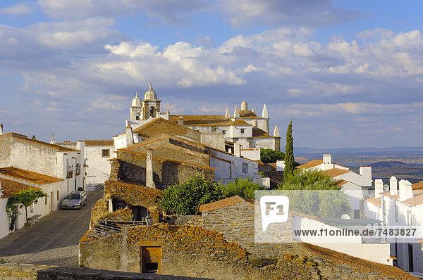 Monsaraz fortified village. Alto Alentejo  Portugal