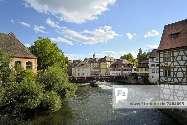 Europa Bamberg Bayern Deutschland