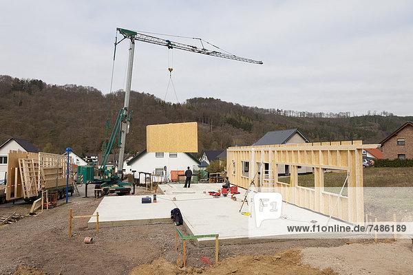 Europa  Deutschland  Rheinland-Pfalz  Wohnungsbau