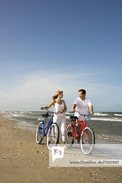 Strand  Fahrrad  Rad