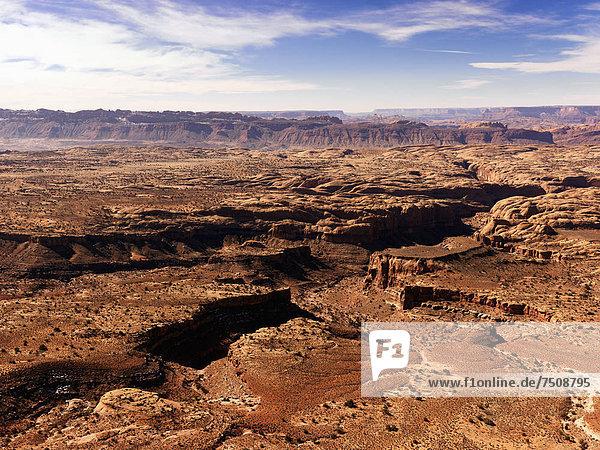Craggy Landscape