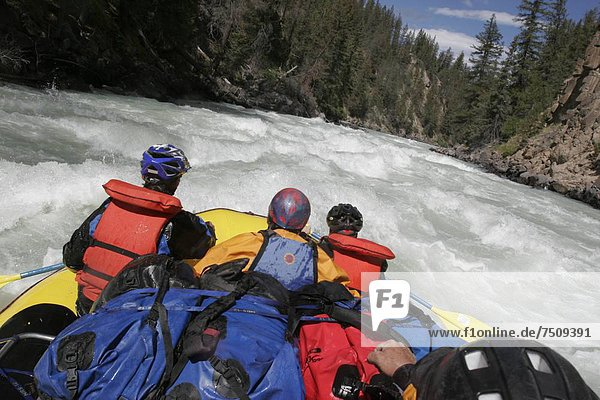 8 day mountain bike and white water adventure in the Chilcotin mountains in British Columbia  Canada. The first 5 days of mountain biking were air plane supported shuttling our camping gear  food and